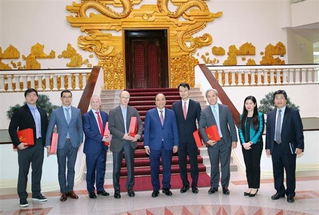 Vietnam creates optimal conditions for foreign investors: PM Nguyen Xuan Phuc