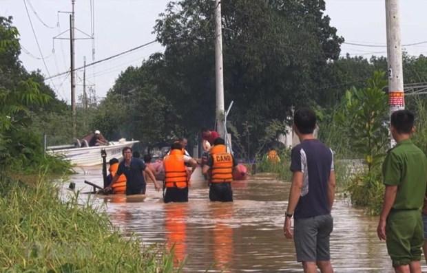 Vietnam, Japan share measures to cope with flash flood, landslides