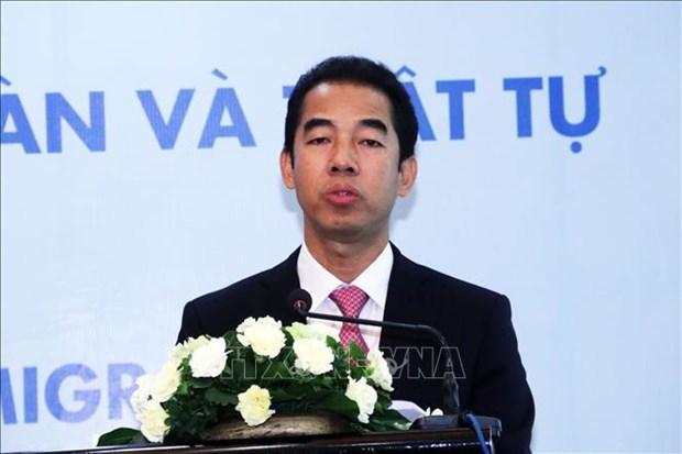 Vietnam joins global efforts to promote legal migration: Deputy FM