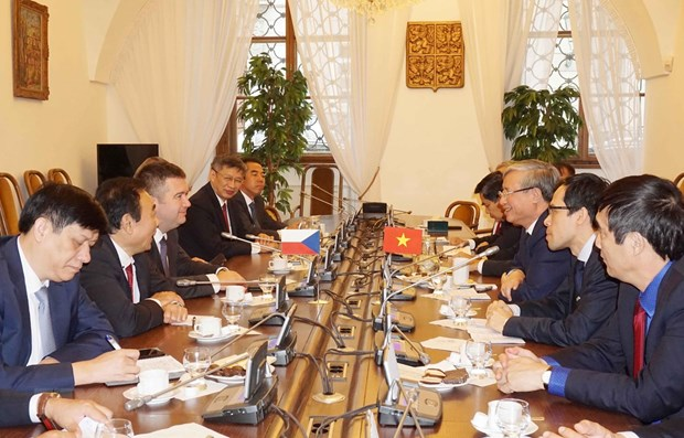 Vietnam - Czech Republic's leading important partner in Southeast Asia