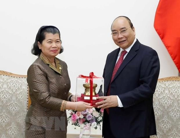 Vietnam treasures traditional friendship with Cambodia: Prime Minister