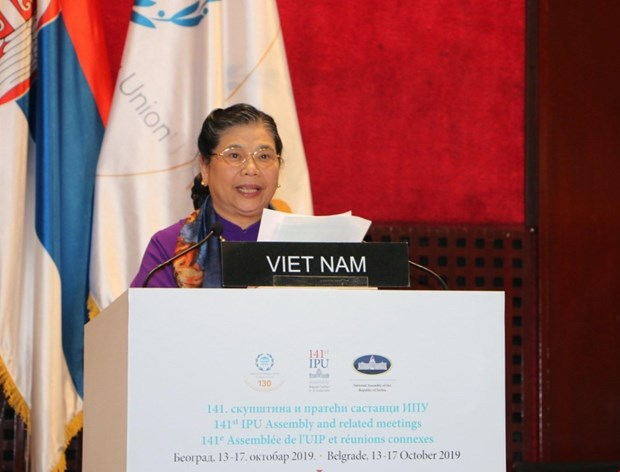 NA Permanent Vice Chairwoman suggests ways to promote respect for int'l law