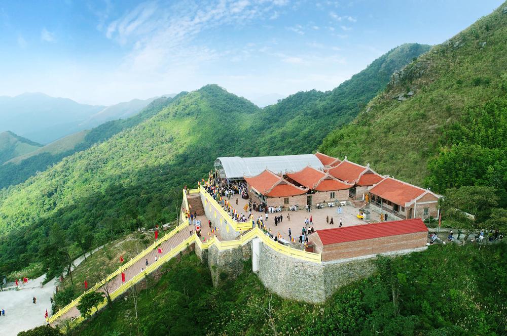 Dong Trieu town orients to a modern urban