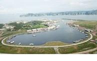 Building Tuan Chau Island as a shining pearl