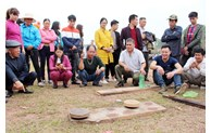 Cultural traditions preserved and promoted by Dam Ha