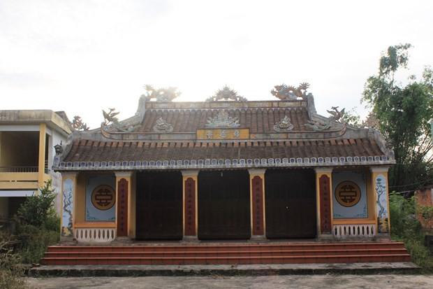 Da Nang city: Over 42 billion VND for cultural relics preservation