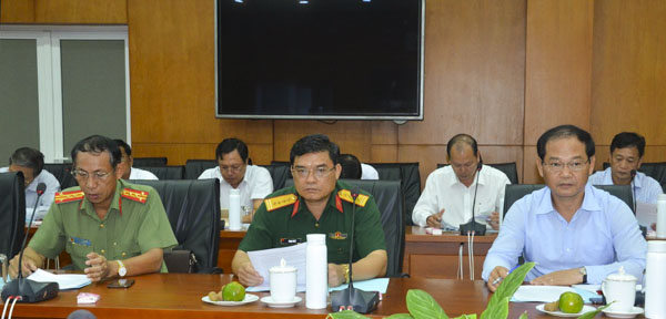 Updating guidelines for provincial Party Congress in Ba Ria-Vung Tau