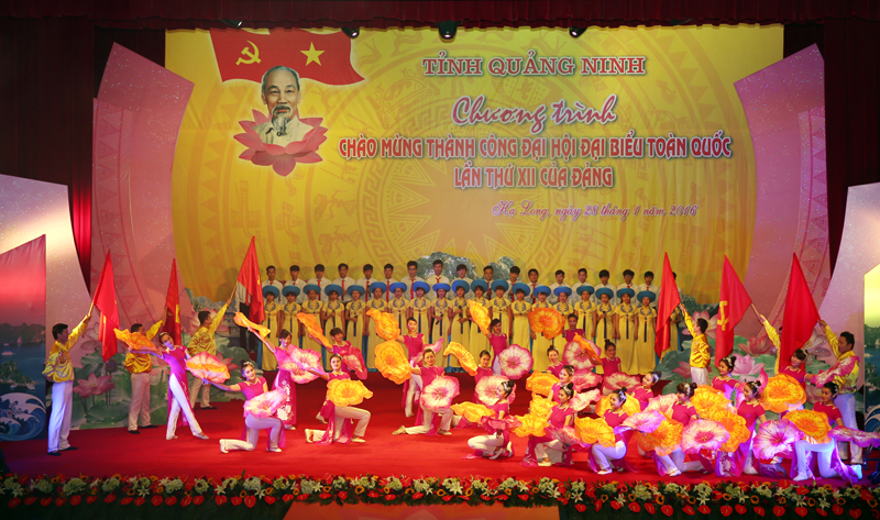 Diverse activities related to Party Congresses at all levels in Quang Ninh