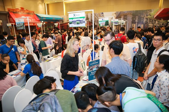 French educational fair to take place in Hanoi and HCM city