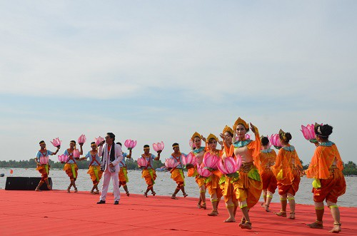 Culture, Sports and Tourism Festival of Khmer people in Kien Giang
