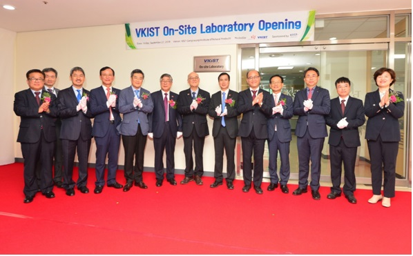 Vietnam has herbal research institute abroad