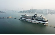 Ha Long International Cruise Port greets numerous foreign travelers