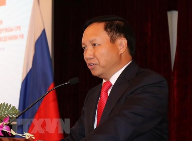 Vietnam seeks to boost relations with Kalmykia