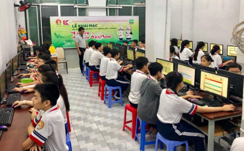 """Online contest """"I love the nation of Vietnam"""" 2019 launched"""