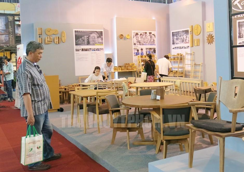 Vietnam International Furniture Fair to attract over 300 exhibitors