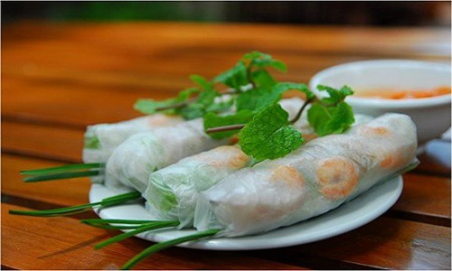 Goi cuon, Pho continue to appear in World's 50 best dishes