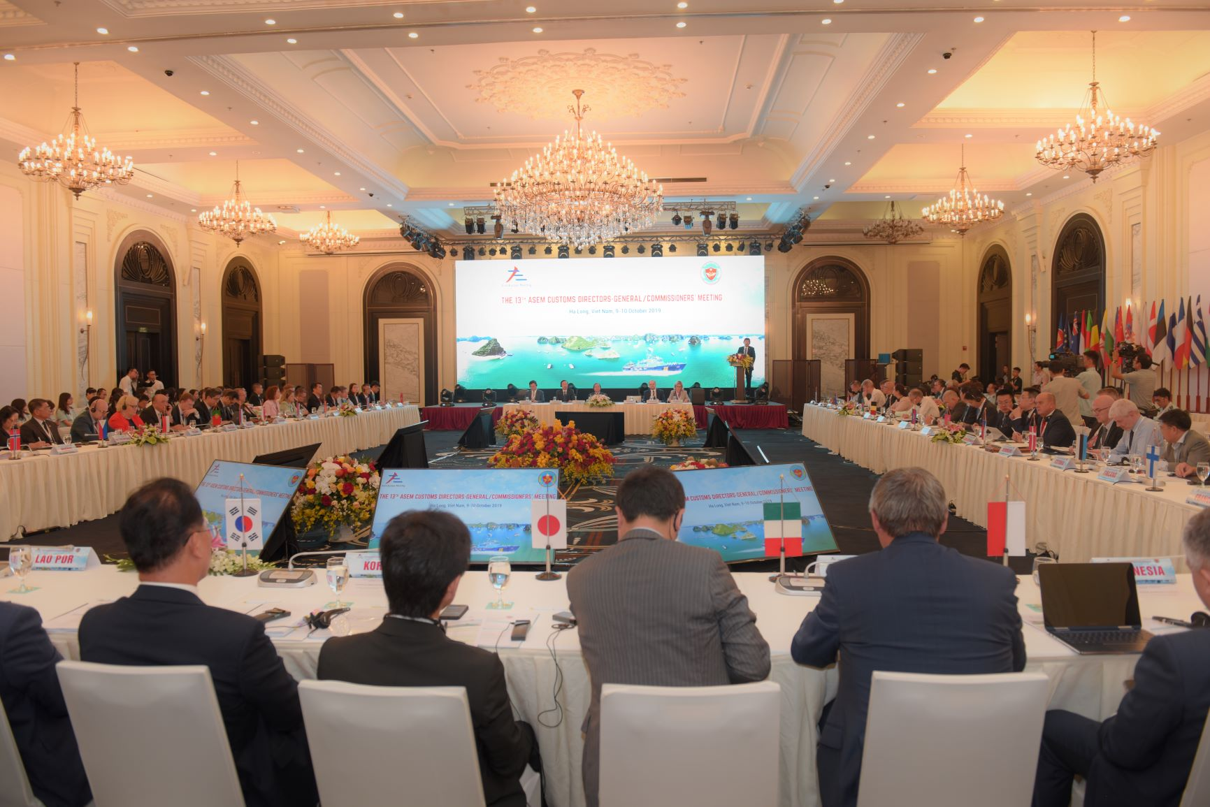 ASEM customs directors-general meeting opens in Quang Ninh