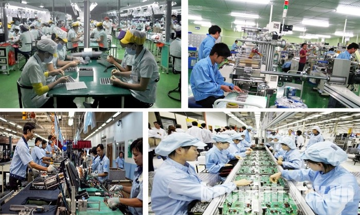 Vietnam up 10 places in Global Competitiveness Index