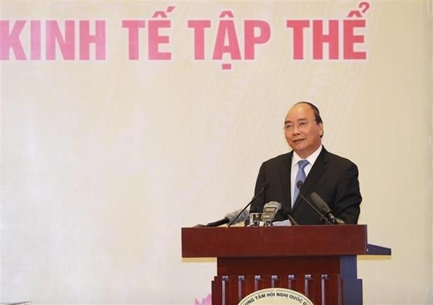 PM: Developing collective economy must start from people's demand