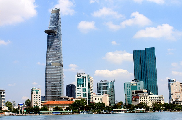 Developing HCMC into financial center regionally and internationally
