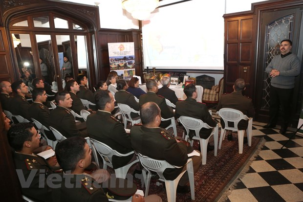 Vietnam's history, economic achievements introduced in Argentina