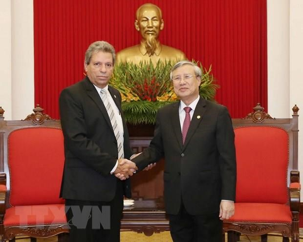 Party official: Vietnam will do its best to foster ties with Cuba