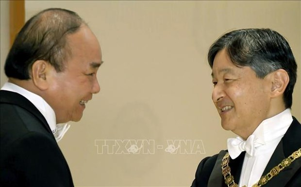 PM wraps up Japan trip for Emperor's coronation ceremony