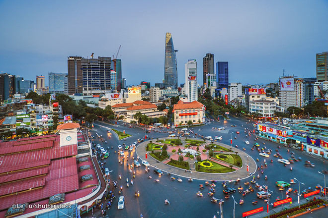 Ho Chi Minh city makes effort to fulfill socio-economic development targets