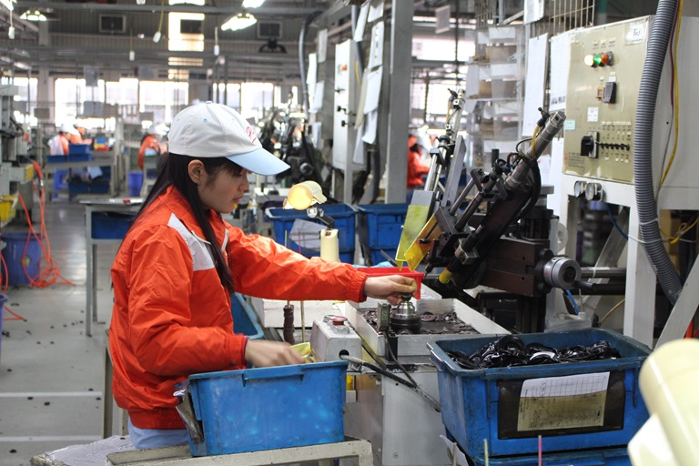 HCMC: Industrial production achieves positive growth