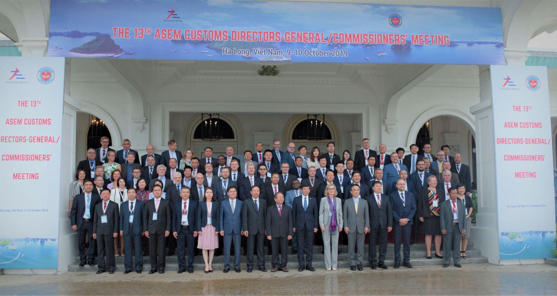 ASEM 13: Cooperating to facilitate trade