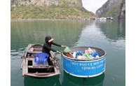 Ha Long Bay to ban disposable plastic items from next month