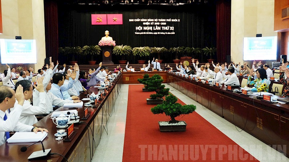 Additional three members elected to Ho Chi Minh City Party Standing Committee