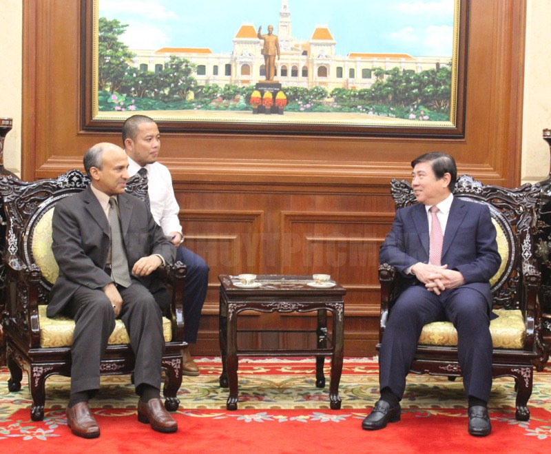 Saudi Arabia desires to promote trade cooperation with Ho Chi Minh city