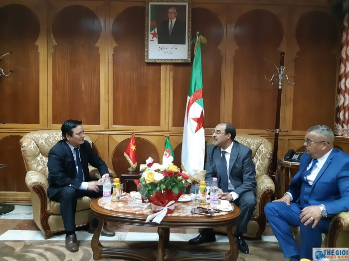 Vietnam – Algeria trade and investment cooperation promotion in Tipaza province