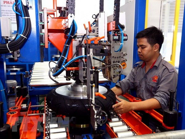 HCMC's industrial production index rises 7.26%
