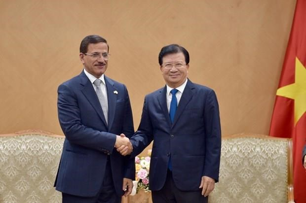 Vietnam calls for more investments from UAE