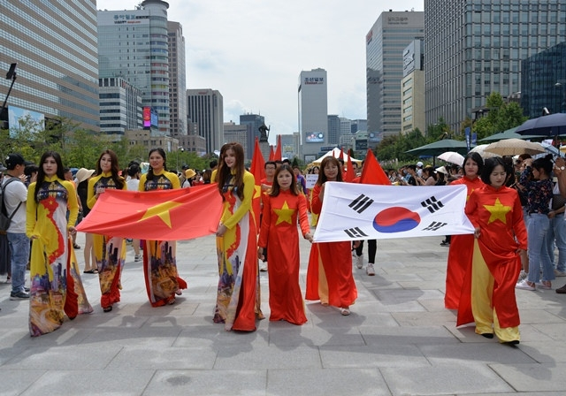 5th Vietnam cultural festival in RoK's Gwangju - Jeonnam