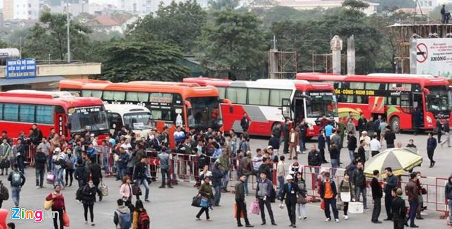 35,000 free tickets for workers to return home for Tet 2020