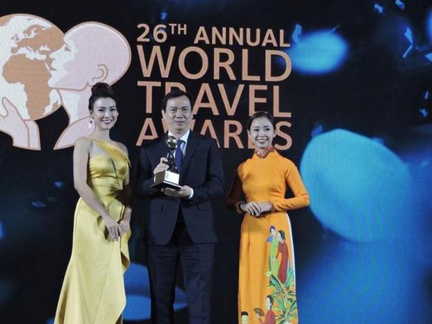 Vietnam wins big at World Travel Awards