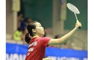 Vietnamese girl out of Indonesian Masters