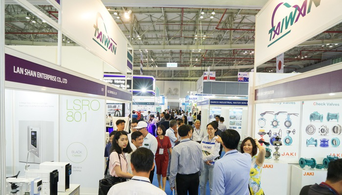 Vietwater attracts over 400 exhibitors