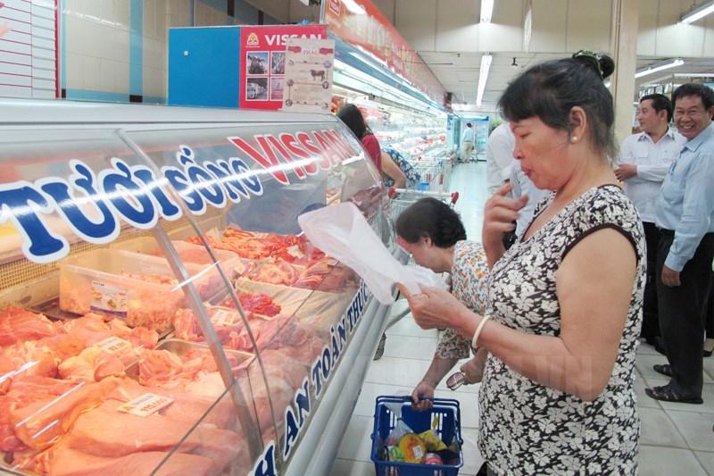 Ho Chi Minh city spends over VND19 trillion reserving goods for Tet 2020