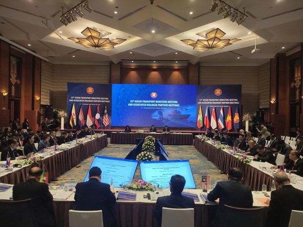 ASEAN should work harder for stronger transport connectivity: minister