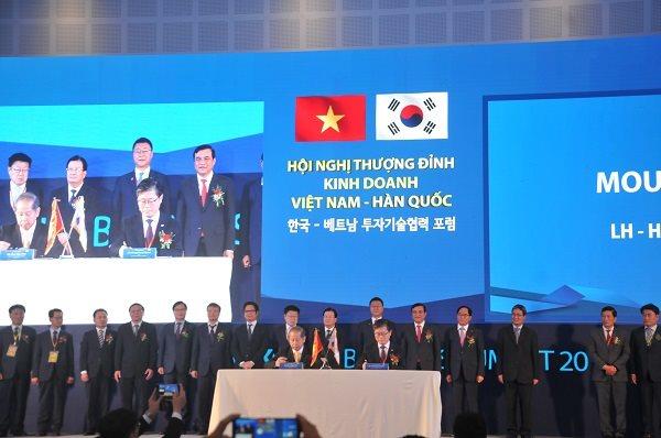 Vietnam, RoK target USD100 billion of bilateral trade turnover