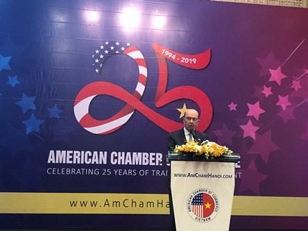 AmCham Hanoi celebrates 25th anniversary