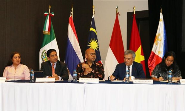 ASEAN members bolster trade with Mexican state