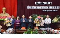 PCC Secretariat approves two Deputy Secretaries of Bac Ninh
