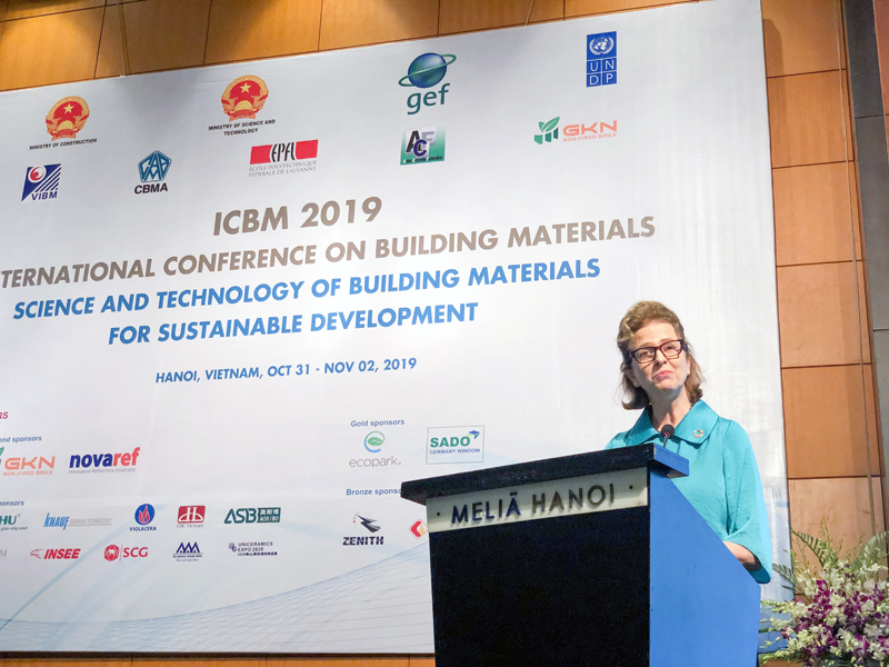 "2019 International Conference on ""Science and technology of building materials for sustainable development"""