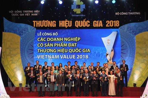 Vietnam's national brand valued at 247 billion USD
