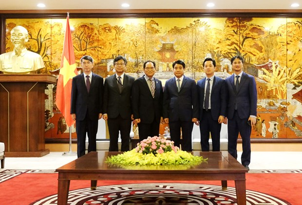 Hanoi's leader promises to facilitate Korean investment projects